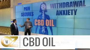 Impactul uleiului CBD asupra organismului
