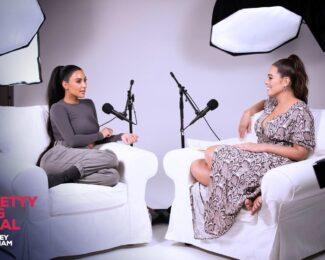 Ashley Graham si Kim Kardashian West